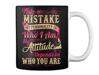Comfortable Sarcastic Team Leader - Make No Mistake My Gift Coffee Mug