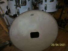 More details for gretsch vintage permatone 24 inch bass drum skin