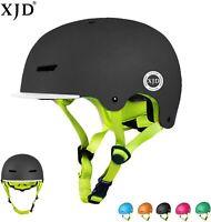XJD Toddler Kids Safety Helmet Adjustable Bike Skating Scooter Protective Gear