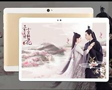 10 inch Tablet PC 4G RAM 64G ROM 2560*1600 octa core 8.0MP Dual SIM  Bluetooth