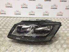 Audi Q5 2009 - 2013 véritables passagers côté Halogène Tête lumière lampe 8R0941003AN