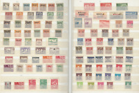1930s-1950s CHINA STAMP LOT. SURCHARGED, OCCUPIED, MAO, SYS & MUCH MORE!