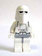 Genuine Lego SNOWTROOPER Minifigure Star Wars 8129 7879 7666 8084