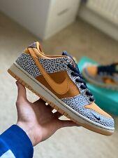 Nike SB Dunk Low Safari UK 8 / US 9 / EU 42.5
