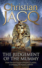 The Judgement of the Mummy by Christian Jacq (Paperback) New Book