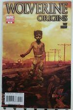 WOLVERINE ORIGINS #10 variant comic book - Marvel - 9.2 - 1st DAKEN