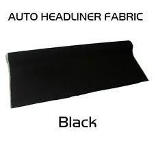 Upholstery Headlining Fabric Cloth Car Replace Worn/Sagging Roof Liner 64