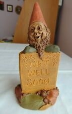 Tom Clark Gnome 'Dr Feelgood' #5122 Edition #43 - Retired w/Personal Signature