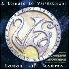 V/A - Lords Of Karma: A Tribute to Vai & Satriani CD