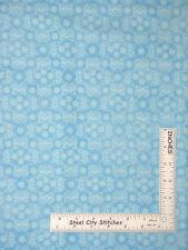 Butterly Fabric - Butterflies & Flowers Blue Northcott #6170 Butterflies YARD