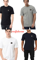 Stone Island Crew Neck Short Sleeve t-shirt Polo for men
