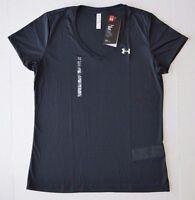 Women's Under Armour Heat Gear Loose Fit V-Neck Shirt