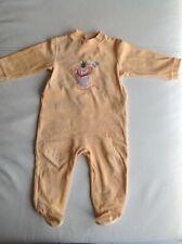 Pyjama velours 1 piéce - barboteuse - grenouillère - bébé mixte - Taille 18 mois