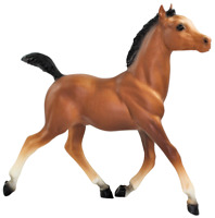 "Breyer Vintage Running Foal 7"" Inches USA Fast Free Shipping"