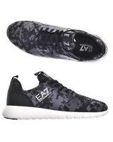 Emporio Armani Ea7 Shoes Sneaker Man Black X8X010XK010 A002 Sz.9 MAKE OFFER