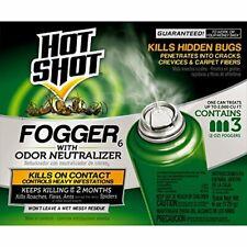Bomb Roaches Killer Insect Flea Fogger Mosquito Ants Control Odor NeutralizerPa