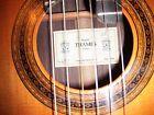2006 Michael Thames Concert Classical Guitar w/ Original TKL HardCase near Mint! for sale