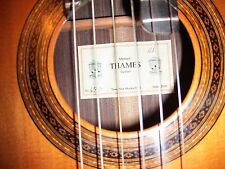 2006 Michael Thames Concert Classical Guitar w/ Original TKL HardCase near Mint!