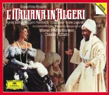 Claudio Abbado, G. Rossini - L'italiana in Algeri [New CD] Holland - Import
