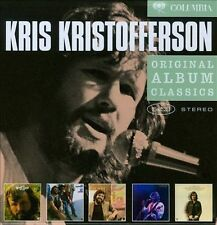 Original Album Classics, Kristofferson, Kris, RARE, Box set MINT
