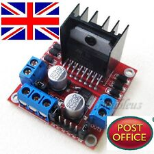 L298N DC Stepper Motor Dual H Bridge Drive Controller Board Module for Arduino