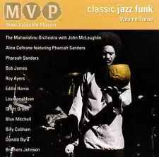 Classic Jazz-Funk, Vol. 3 [MVP] by Various Artists (CD, Jan-1998, MVP Records)