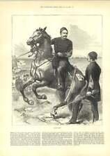 1882 Arabi Pasha On Horseback