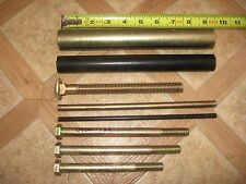 New SCAG Commercial Lawn Mower Bolt Spacer Rod Parts Lot