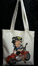 Betty Boop Impreso Bolso Shopper