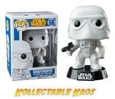 Star Wars - Snowtrooper Pop! Vinyl Bobble Head Figure
