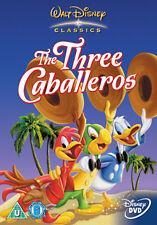 DVD:THE THREE CABALLEROS - NEW Region 2 UK