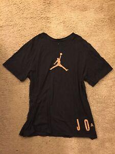 The Nike Tee Air Jordan Jumpman #23 Basketball Shirt (Size 2XL)!!!