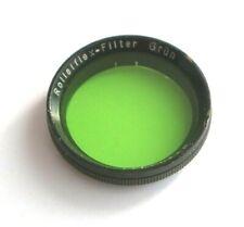 Rollei Rolleiflex  green filter 28.5 28,5