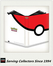 DELUXE Pokemon Card POKEBALL ULTRO PRO A4 Portfolio 9 Card Album for360-card x3