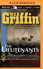 Brotherhood of War: The Lieutenants 1 by W. E. B. Griffin (2015, MP3 CD,...