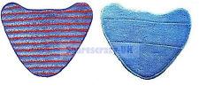 Per Vax S7 Scopa A Vapore 1 Scrub + 1 Microfibra