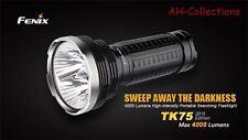Fenix TK75 Cree XM-L2 U2 LED Taschenlampe Flashlight mit 4000 Lumen Strobe+Burst
