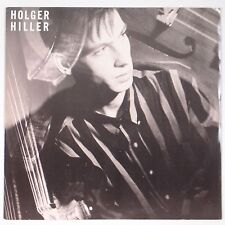 "HOLGER HILLER: Rare MUTE 12"" Import VINYL LP NM-"