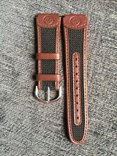Timex Expedition Leather/canvas Strap 20mm