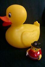 """Jumbo Yellow Rubber Ducky Big Large Bath Tub Floating Toy Giant 10"""""""