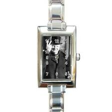 Winston Churchill Rectangular Italian Charm Watch RT9