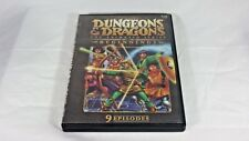 Dungeons and Dragons: The Animated Series (DVD, 2009) 9 episodes