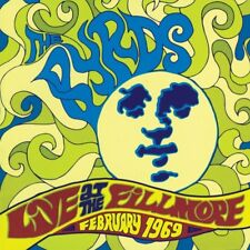 THE BYRDS - LIVE AT THE FILLMORE FEBRUARY 1969   CD NEU