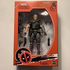 Marvel Legends Cable (Deadpool 2 Josh Brolin)