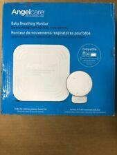 Angelcare Baby Monitor w/ Movement Alarm & Wireless Breathing Sensor Pad