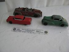 toy car- (3)- 1950's vintage