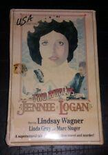 VHS The Two Worlds of Jennie Logan Big Box Lindsey Wagner Marc Singer Linda Gray