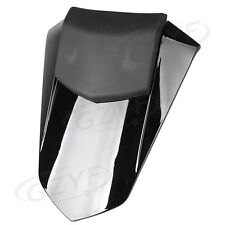 Motorcycle Rear Seat Cover Cowl for Yamaha YZF R1 2007 2008 Black ABS plastic
