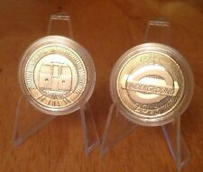 2013 London Underground Train & Roundel £2 Two Pound Coins In Capsule Rare