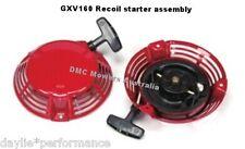 Recoil Pull start Starter Assembly suit Honda GXV160 OHV Engine HRU216 & HRU196